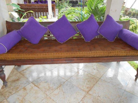 Apa Kabar Villas:                   comfortable chairs