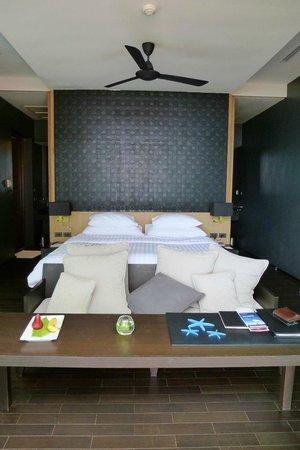 Ramada Khao Lak Resort:                   Traumhaftes Schlafzimmer