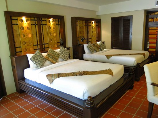 Aonang Princeville Resort:                   Nice decorations. Good beds.