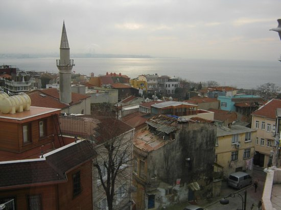 Emine Sultan Hotel:                   Room view