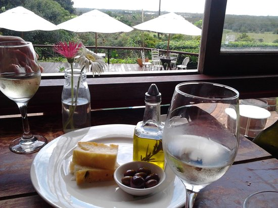 Fig Tree Restaurant:                                     great views with awesome food