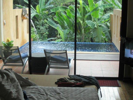 Koh Chang Cliff Beach Resort: Deluxe Room