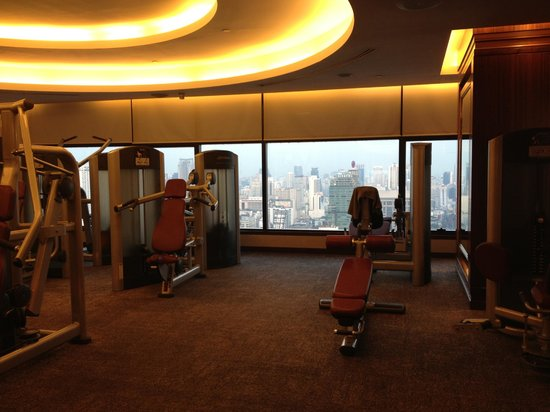 InterContinental Bangkok:                                     Palestra