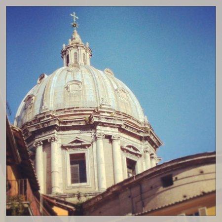 Hotel Pomezia: Basilica Sant'Andrea della Valle