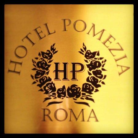 Hotel Pomezia Logo