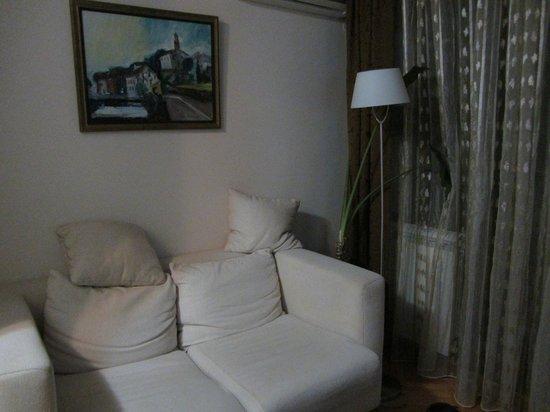 Hotel President: suite