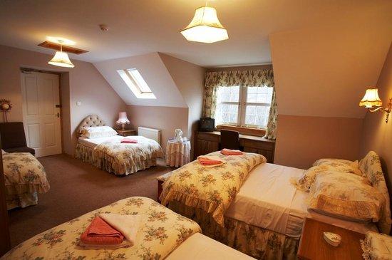 Edencoille Bed & Breakfast: Edencoille Bedroom 4