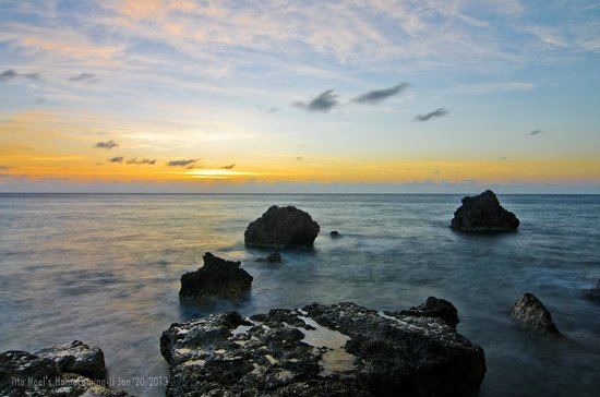 San Fernando La Union, Filipiny:                   Great Sunset