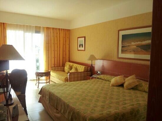 Barcelo Fuerteventura Thalasso Spa :                   notre chambre