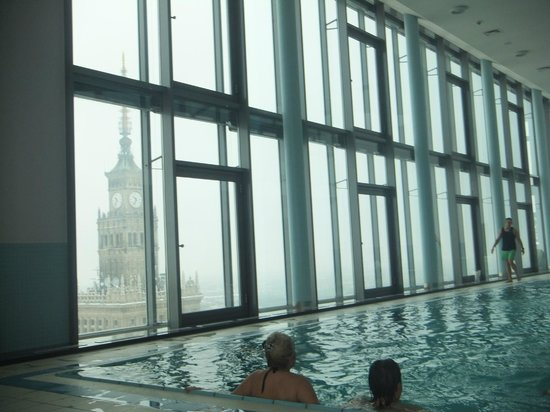 InterContinental Hotel Warsaw: Pool