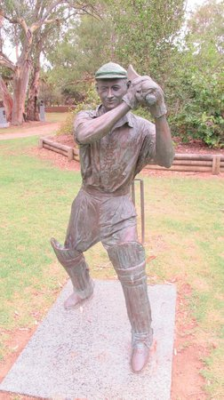 Cricket Captains Walk: Sir Donald Bradman