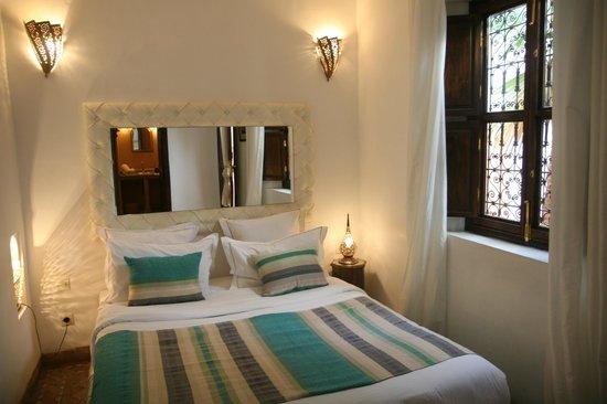 Riad Anya: chambre Loubna