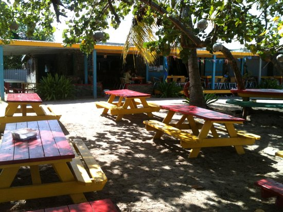 Trellis Bay Cybercafe:                   Wish I was there now