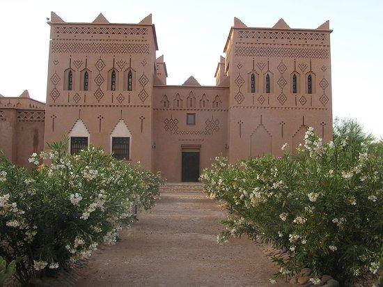 Hotel Kasbah Azalay :                   Dinning Room