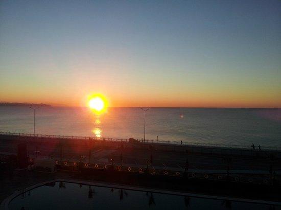 Crowne Plaza Hotel Antalya:                   3. kat oda manzarazı 2