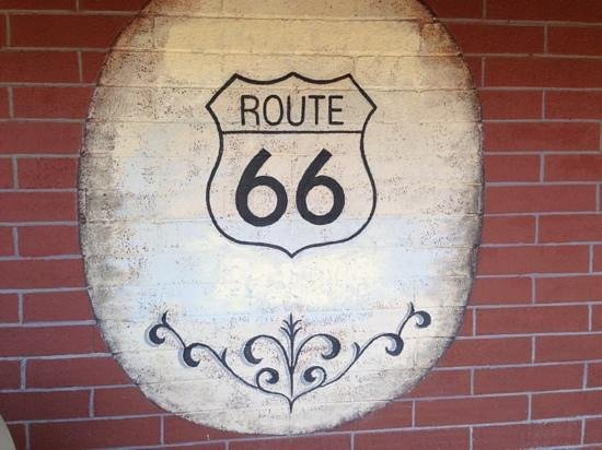 The Lodge On Route 66:                   Historic Route 66