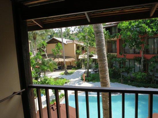 Buri Rasa Koh Phangan:                   Jardin
