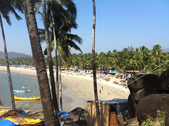 Art Resort Goa:                   Palolem Beach