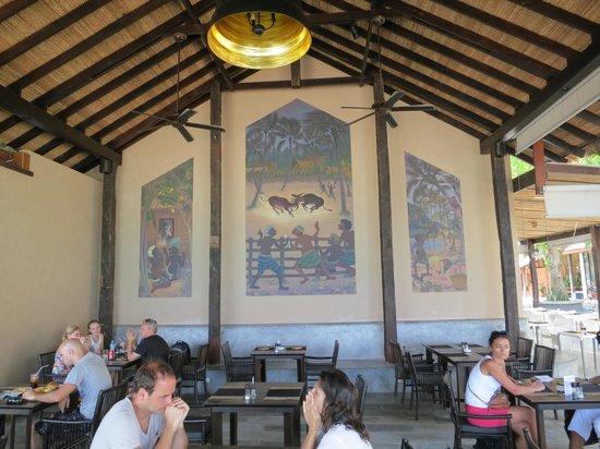 بوري رازا كوه فانجان:                   Restaurant                 