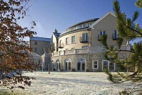 Borris, İrlanda: Rear of Hotel