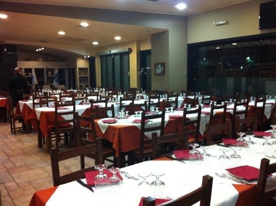 terrazza adibita a cene speciali - Picture of La Terrazza, San ...