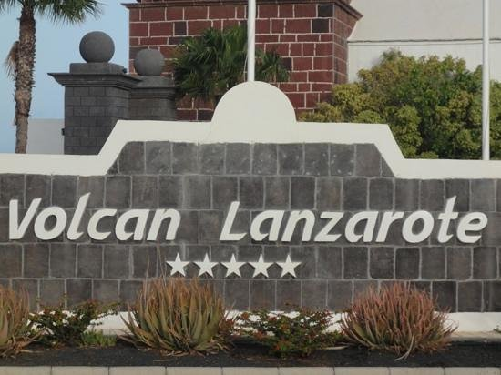 Hotel THe Volcan Lanzarote:                   entrance