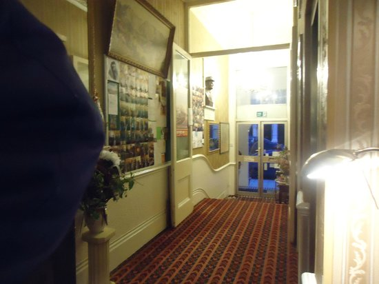 Saint Simeon:                   Ingresso Hotel