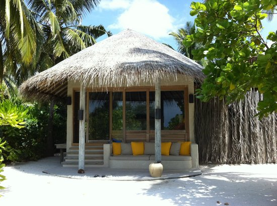 Six Senses Laamu:                   Ocean View Villa No 87
