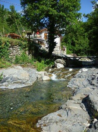 Molini di Triora, Italie:                                     Estate 2012