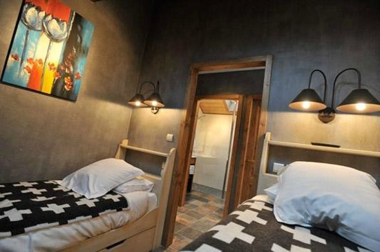Chalet-Hotel Alpina: Alpina Lodge - Chambre enfant