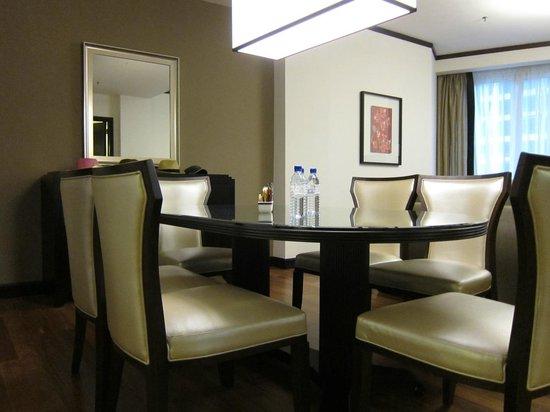 Ascott Kuala Lumpur : Dining area