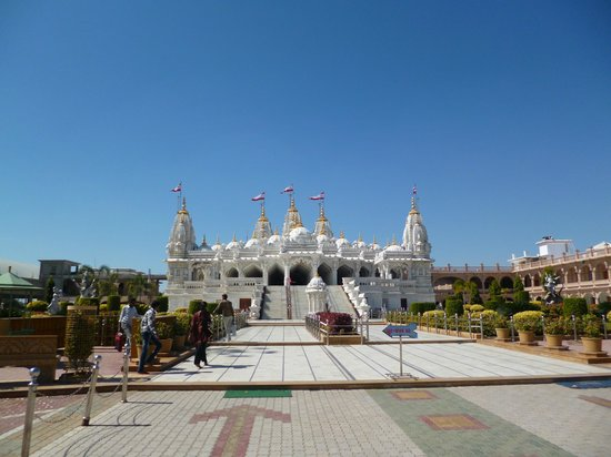 Shree Swaminarayan Temple Bhuj:                   panoramic