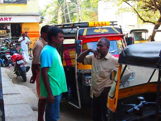 Tantraa Home Stay:                                     Siyad and Navas