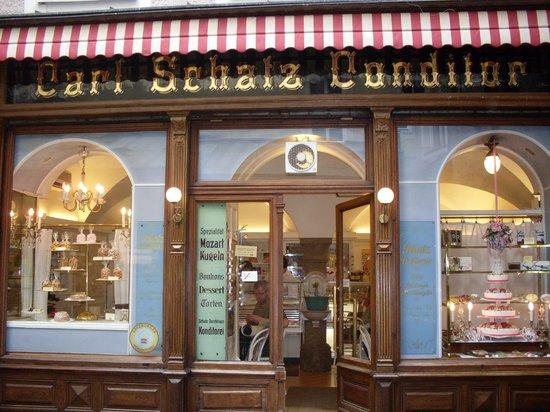 Schatz german to english