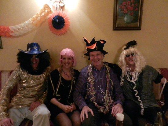 Hotel Berner: Carnaval