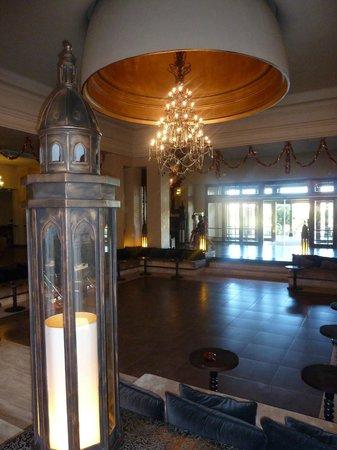 Hotel Riu Tikida Palmeraie: lobby