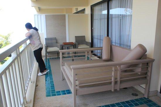 Cape Panwa Hotel: Balcony