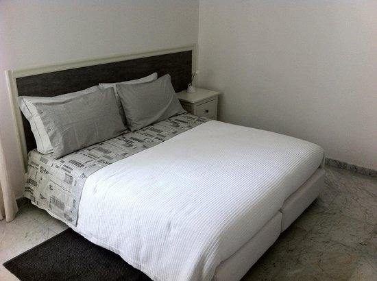 Forte Inn :                   Il letto