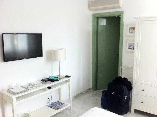 Forte Inn :                   Vista della camera