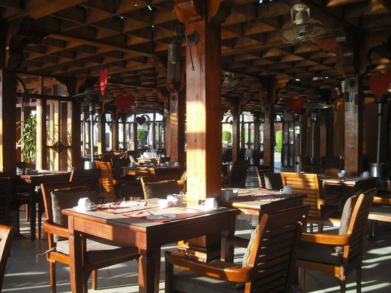 SUNRISE Select Royal Makadi Resort:                   main restaurant