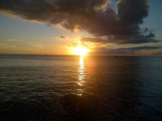 Parador El Buen Cafe Hotel :                                                                         Puerto Rico Sunset