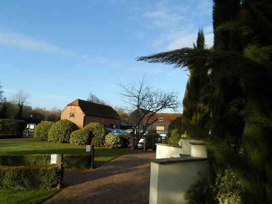 Tythe Barn Picture Of Tewin Bury Farm Hotel Welwyn Garden City Tripadvisor