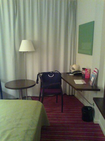 Park Inn by Radisson Meriton Conference & Spa Hotel Tallinn: room