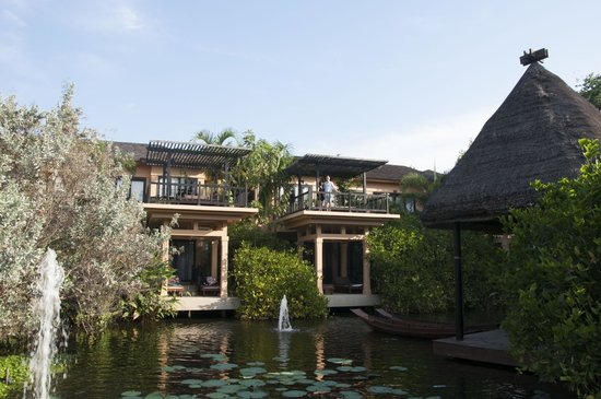 Movenpick Asara Resort & Spa Hua Hin: Deluxe Suiten