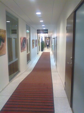 Park Inn by Radisson Meriton Conference & Spa Hotel Tallinn : hall