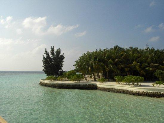 VOI Maayafushi Resort:                   Ile