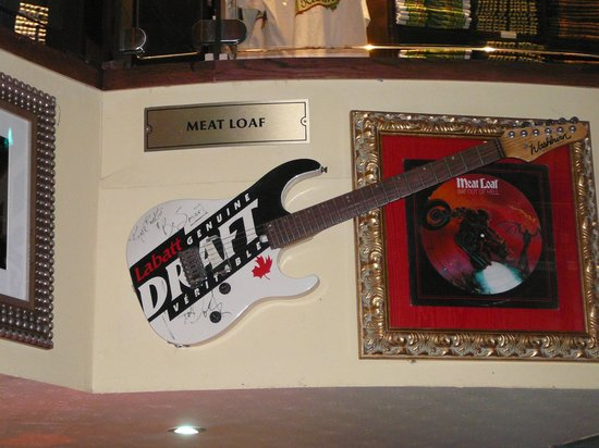 Hard Rock Cafe Alabama Slammer
