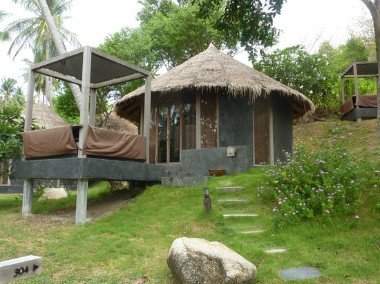 Haadtien Beach Resort:                   the hut