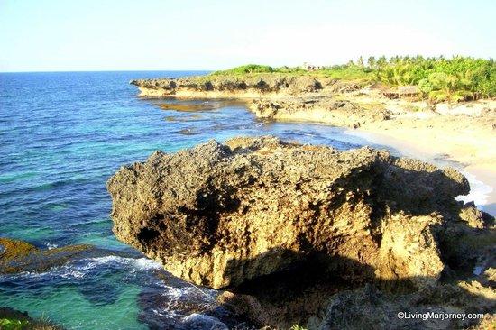 Sea Cave Near Puerto Del Sol Beach Resort