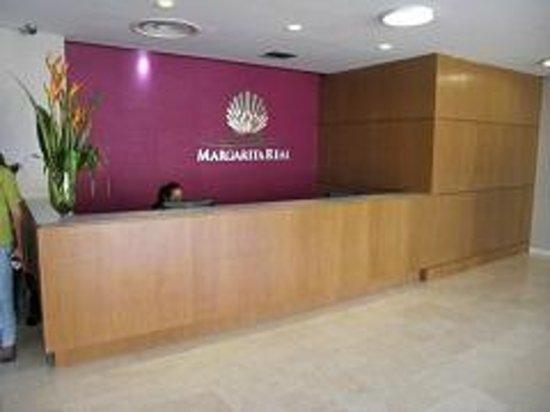 Margarita Real Boutique Hotel: Lobby entrance Isla Margarita Hotels Venezuela